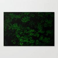 for good luck Canvas Print