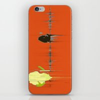 Abstracts Tango iPhone & iPod Skin