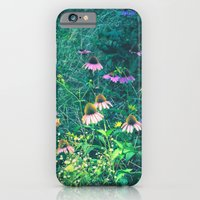 iPhone & iPod Case featuring Flowers of the Field by Shawn King
