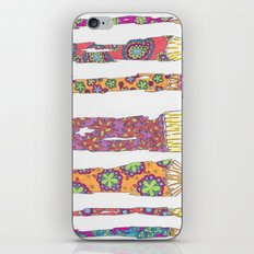 Painting Patterns iPhone & iPod Skin