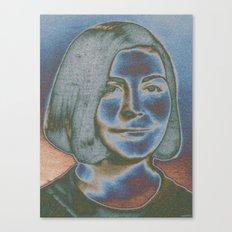 PANAGIOTA Canvas Print