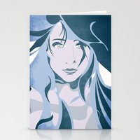 Illusion of Sight II Stationery Cards