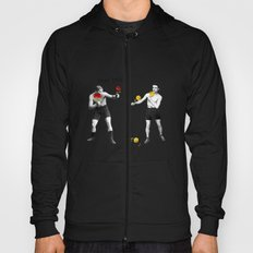Floral fight Hoody