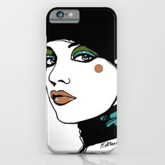 Green Eyeshadow  iPhone 6 Slim Case