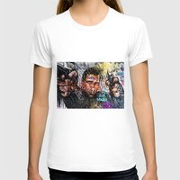 graffiti T-shirts featuring Graffiti by Svetlana Sewell
