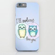 owls iPhone 6s Slim Case