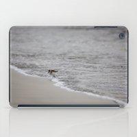 Lonely Sandpiper iPad Case