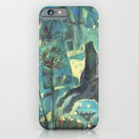 Dog In The Garden. iPhone 6 Slim Case
