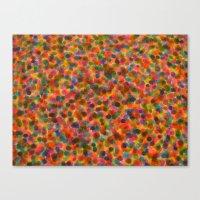 dots... Canvas Print
