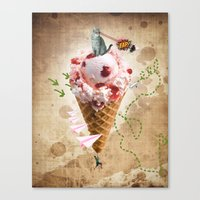 All of My Favorite Things Canvas Print