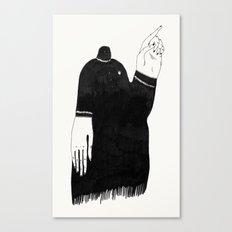 Uh uh.  Canvas Print