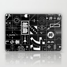 Electric Power Suite In The Key of C Laptop & iPad Skin