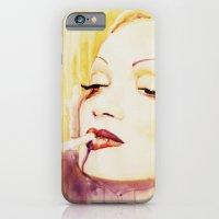Marlene Dietrich With A … iPhone 6 Slim Case