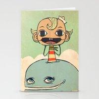 Flapjack Stationery Cards