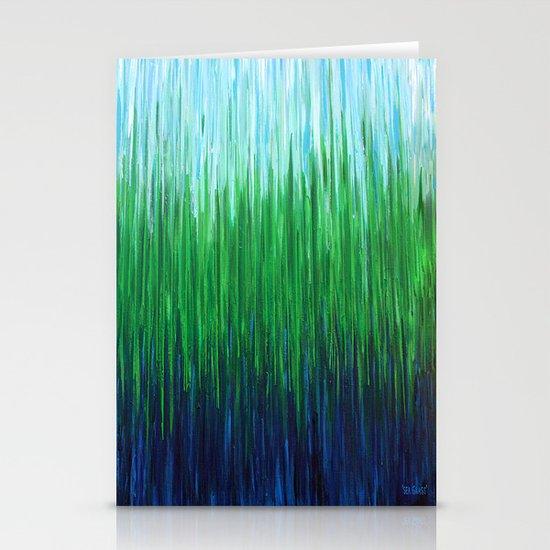 :: Sea Grass :: Stationery Card