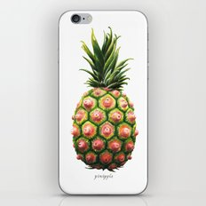 Pinipple iPhone & iPod Skin