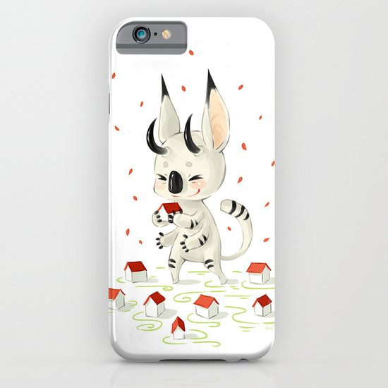 Little Monster iPhone & iPod Case