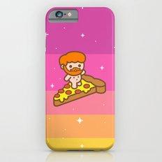 Pizza Surfer iPhone 6 Slim Case