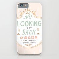 iPhone & iPod Case featuring No Looking Back by Ello Lovey