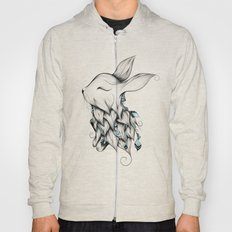 Poetic Rabbit Hoody
