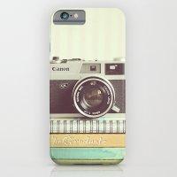 Simple Canonet  iPhone 6 Slim Case