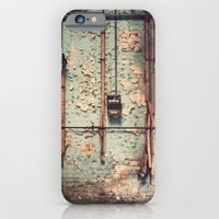 iPhone & iPod Case featuring The Forgotten Wall  by SC Photography