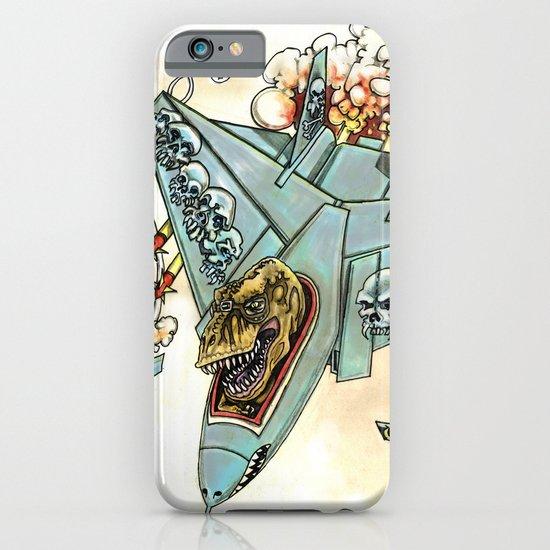 Tyrannosquadron Rex! iPhone & iPod Case