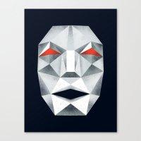 Star Fox Andross Lylat L… Canvas Print