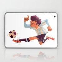 Lionel Messi, Argentina … Laptop & iPad Skin