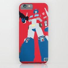 Transformers G1 - Optimus Prime Slim Case iPhone 6s