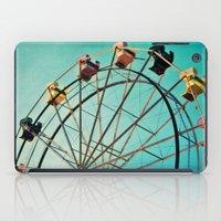 Aquamarine Dream iPad Case
