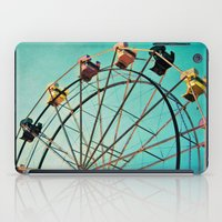Aquamarine Dream iPad Case