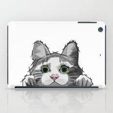 The Curious Cat 01 iPad Case