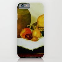 Bread and wine iPhone 6 Slim Case