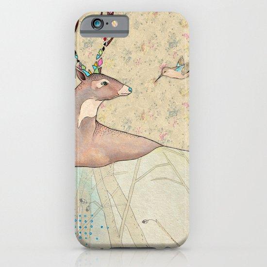...tener un bosque dentro. iPhone & iPod Case