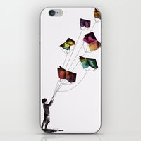 Fear and Loathing in the Meadows iPhone & iPod Skin