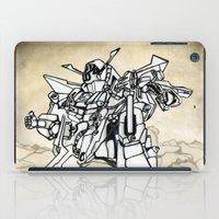 Transformer iPad Case