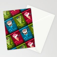 Shaun of the Dead Stationery Cards