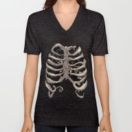 Your Rib Is An Octopus Unisex V-Neck