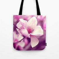 Lonely Flower - Radiant … Tote Bag