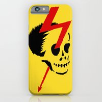 iPhone & iPod Case featuring High Voltage by Heiko Hoos