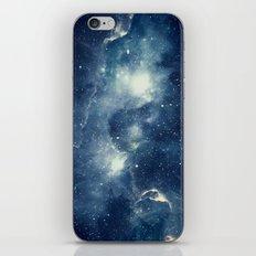 Galaxy Next Door iPhone & iPod Skin