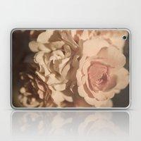 Soft Pink Roses Laptop & iPad Skin
