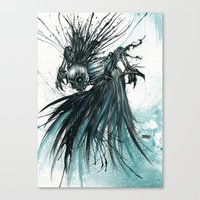 Safe Passage To The Other-side  Canvas Print