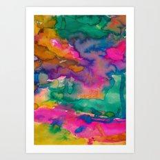 Ardor Art Print