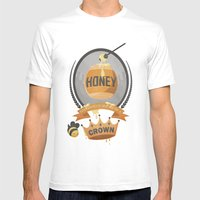 Honey, You Should See Me… Mens Fitted Tee White SMALL