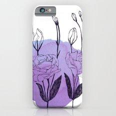 lisianthus iPhone 6s Slim Case
