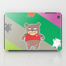 Hit The Cat.... iPad Case