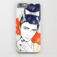 iPhone & iPod Case featuring Cut by Helen Kaur