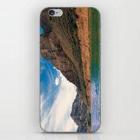 Canyon Waters iPhone & iPod Skin